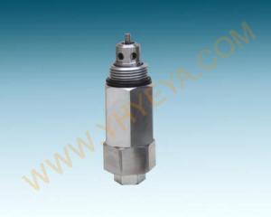 R210-5 main relief valve