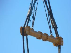 500吨级平衡梁