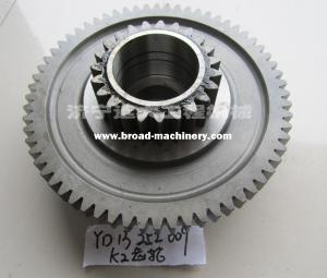 Transmission gear K2