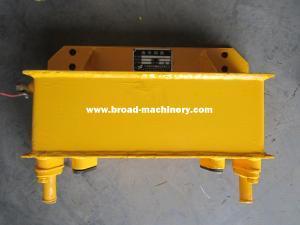 Steering oil cooler