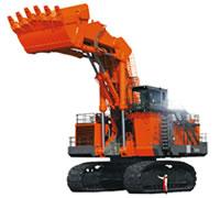 大型挖掘機