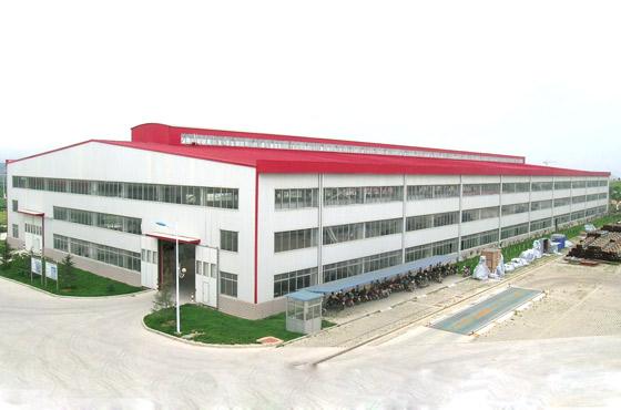 烟台飞龙集团3#钢结构厂房荣获2006年度山东省优质工程《泰山杯》奖(山东省首个钢结构工程《泰山杯奖》