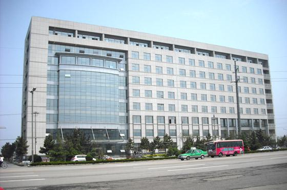 威海润新物流有限公司办公楼工程