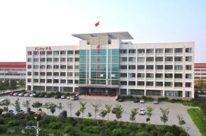 Office Building for Yantai Feilong Group won Taishan Cup 2010