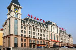 Office Building for Third Geological Brigade of Shandong Provincial Bureau of Geological and Mineral Resources won Taishan Cup 2012