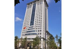 烟台市人社局大厦