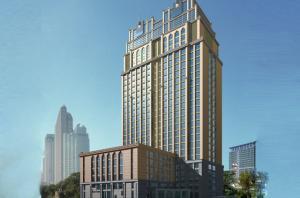 徐州市人口防指挥中心大厦