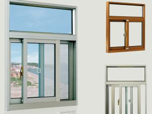 FL80 Insulating Glass Sliding Window