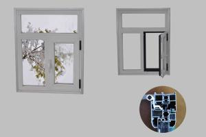 FLGR55 Tilt & Turn Window