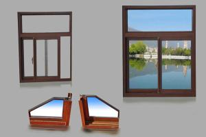 FL70 Insulating Glass Sliding Window