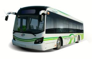 12米纯电动城市公交车