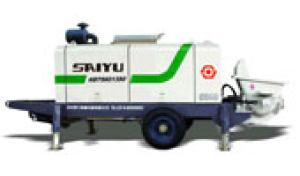 S阀柴油机动力混凝土输送泵系列