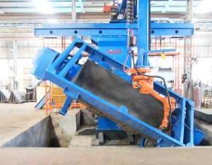 铲斗机器人焊接系统