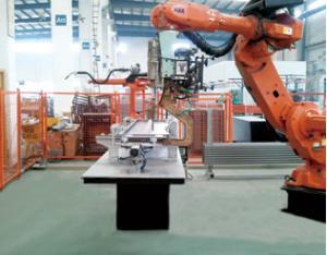 机器人点焊系统2
