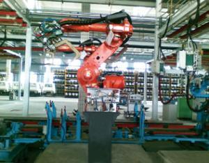 机器人点焊系统3