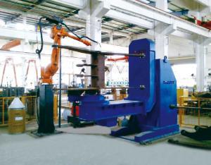 动臂机器人焊接系统