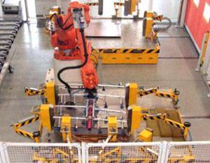 机器人拆垛
