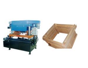 标准框四轴铣床