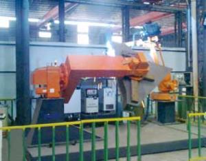 大型翼箱机器人焊接系统