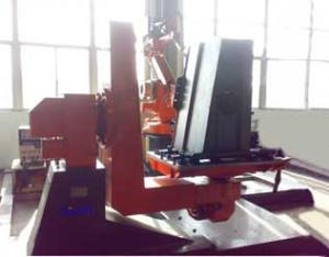 油箱机器人焊接系统
