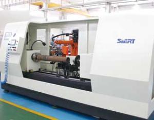 缸筒机器人焊接系统