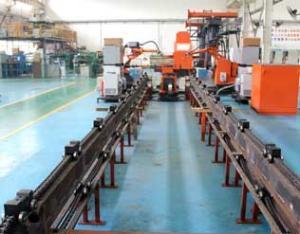 驱动桥机器人焊接生产线2