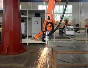 机器人激光切割系统-1
