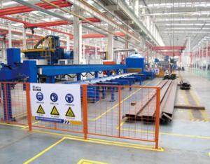 型材机器人切割生产线2