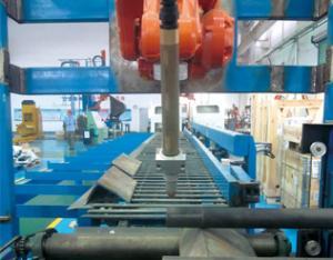 型材机器人切割生产线6