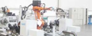 折弯机器人系统