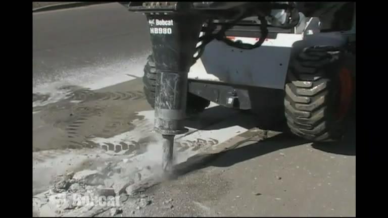 液压破碎锤