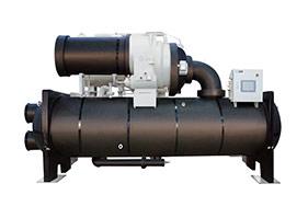 DCLC-D雙級壓縮離心式冷水(熱泵)機組