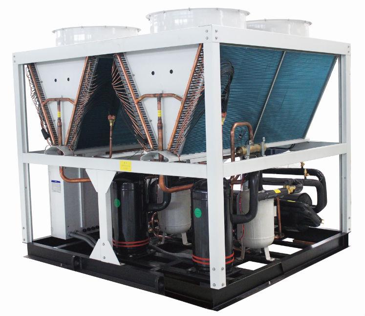 ACDS(HP)GW渦旋式風冷冷水(熱泵)機組
