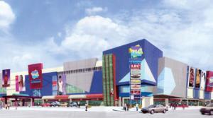 菲律宾Malabon城市广场
