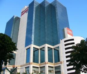 马来西亚Menara PKNS大楼