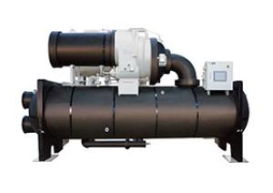DCLC-D双级压缩离心式冷水(热泵)机组