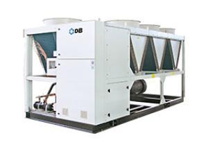 AVX-R变频螺杆式风冷冷水机组