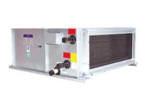 KFP柜式空气处理机组