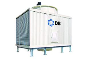 SQH(C)方型横流(逆流)超低噪冷却塔/SQD 方型大模块冷却塔