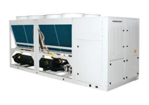 ACDX(HP)  風冷全封閉螺桿冷水(熱泵)機組