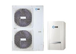 户式低温空气源热泵机组