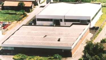 坐落在Sant'Angelo Lodigiano 和Valera Fratta的厂房