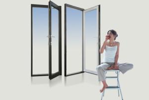 FLGR58 Thermal-Insulating Side Hinged Door