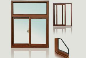 FL70 series aluminum alloy hollow glass sliding window