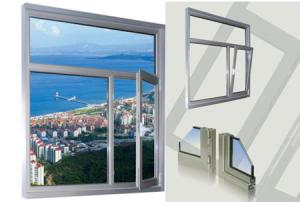 FL50 Tilt & Turn Window