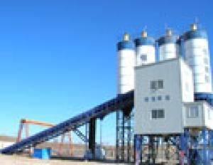 Concrete Batching Plant Series