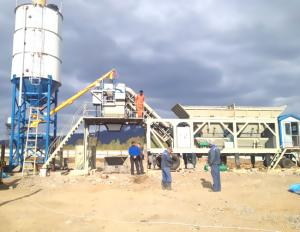 Mobile Concrete Batching Plant Series