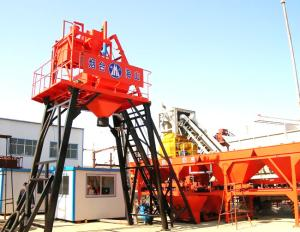 Modular Concrete Batching Plant Series