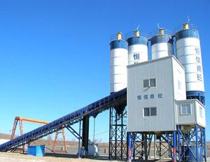 Ready-mixing Concrete Batching Plant Series