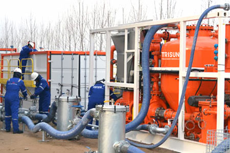 Automated Tank Cleaning Services